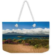 Gorse And Rhododendron Bushes Weekender Tote Bag