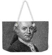 Gotthold Ephraim Lessing Weekender Tote Bag