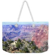 Grand Canyon 8 Weekender Tote Bag