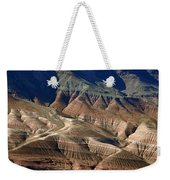 Grand Canyon Rock Formations IIi Weekender Tote Bag