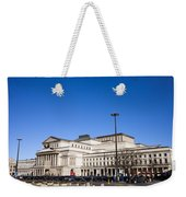 Grand Theatre In Warsaw Weekender Tote Bag