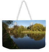 Grand Union Canal Near Denham Weekender Tote Bag