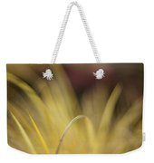 Grass Abstract 2 Weekender Tote Bag