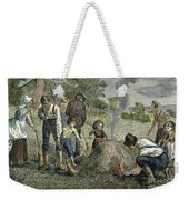 Grasshopper Plague, 1875 Weekender Tote Bag