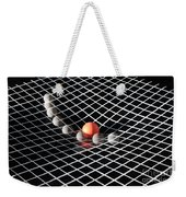 Gravity Simulation Weekender Tote Bag