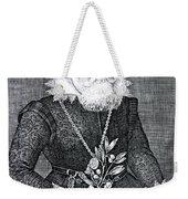 Gregor Horstius, German Physician Weekender Tote Bag by Science Source