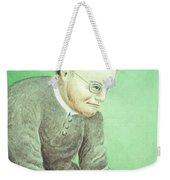 Gregor Mendel, Father Of Genetics Weekender Tote Bag