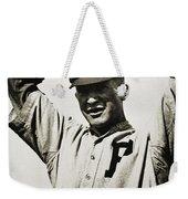 Grover Cleveland Alexander Weekender Tote Bag