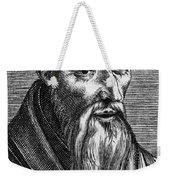 Guillaume Farel (1489-1565) Weekender Tote Bag