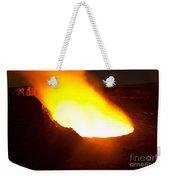 Halemaumau Crater Of Kilauea Volcano Weekender Tote Bag