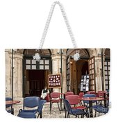Hanging Out  Weekender Tote Bag by Madeline Ellis