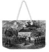 Harpers Ferry Insurrection, 1859 Weekender Tote Bag