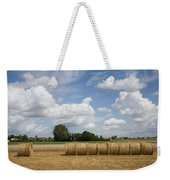 Harvest Time In France Weekender Tote Bag
