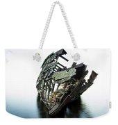 Harvey Neelon Shipwreck So They Say... Weekender Tote Bag