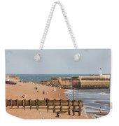 Hastings Beach Weekender Tote Bag