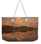 Hastings Sunset Weekender Tote Bag