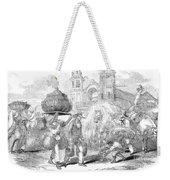 Havana, Cuba, 1853 Weekender Tote Bag