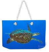 Hawksbill Sea Turtle, Kimbe Bay, Papua Weekender Tote Bag