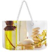 Health Spa Concepts Weekender Tote Bag