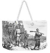 Henry Morton Stanley Weekender Tote Bag