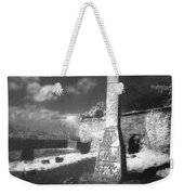 High Cross Weekender Tote Bag