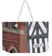 High Street Weekender Tote Bag