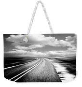Highway Run Weekender Tote Bag