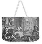 Hogarth: Marriage Weekender Tote Bag