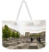 Holocaust Memorial - Berlin Weekender Tote Bag