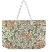 Honeysuckle Design Weekender Tote Bag by William Morris