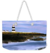 Hook Head Lighthouse, Co Wexford Weekender Tote Bag