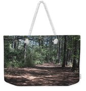 Horse Path Weekender Tote Bag