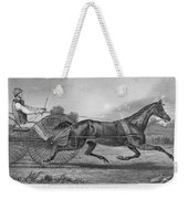 Horse Racing, 1857 Weekender Tote Bag