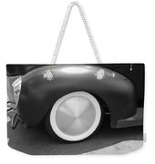 Hot Rod Wheel Weekender Tote Bag