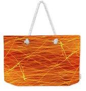 Hot Sparks Weekender Tote Bag