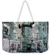 Hubble Space Telescope Weekender Tote Bag by NASA/Science Source