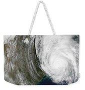 Hurricane Lili Weekender Tote Bag