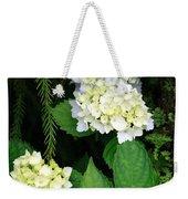 Hydrangea Blooming Weekender Tote Bag