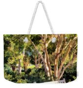 I Waited For You Today Weekender Tote Bag