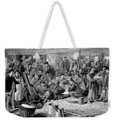 Immigrants: Chinese, 1876 Weekender Tote Bag by Granger