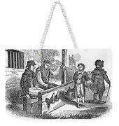 In The Stocks Weekender Tote Bag by Granger