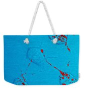 Infectious Prion Protein Weekender Tote Bag by Science Source