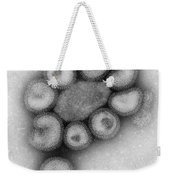 Influenza Virions Weekender Tote Bag