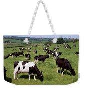 Ireland Friesian Cattle Weekender Tote Bag