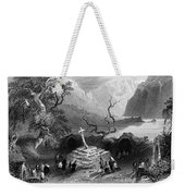 Ireland: Gougane Barra Weekender Tote Bag