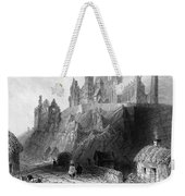 Ireland: Rock Of Cashel Weekender Tote Bag