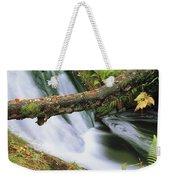 Ireland Waterfall Weekender Tote Bag