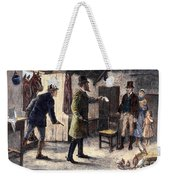 Irish Land League, 1881 Weekender Tote Bag