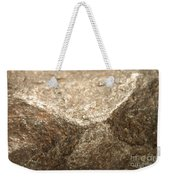 Iron-nickel Meteorite Weekender Tote Bag