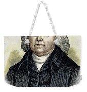 Isaac Backus (1724-1806) Weekender Tote Bag